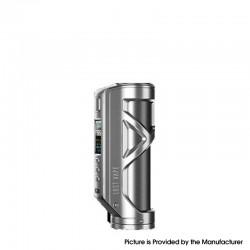 Authentic Lost Vape Cyborg Quest 100W TC VW Vape Box Mod - Full Stainless Steel, 5~100W, 1 x 18650 / 20700 / 21700
