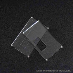 Billet Box BB Box Clone Replacement Front + Back Cover Panel Plate