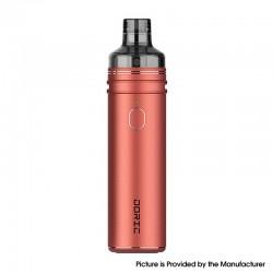 Authentic Voopoo Doric 60 Pod System Vape Starter Kit - Grapefruit Red, 2500mAh, 4.5ml, 0.2ohm / 0.3ohm