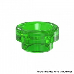Authentic Damn Vape Nitrous RDA Replacement Wide Bore 810 Drip Tip - Green