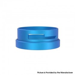 Authentic Damn Vape Nitrous RDA Replacement Beauty Ring - Blue