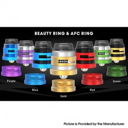 Original Damn Vape Nitrous RDA Replacement Beauty Ring