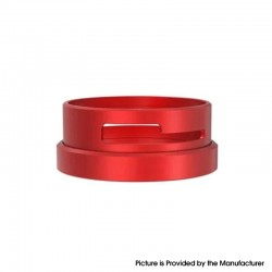 Authentic Damn Vape Nitrous RDA Replacement Beauty Ring - Red