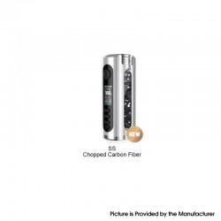 Authentic Lost Vape Grus V2 100W TC VW Vape Box Mod - SS / Chopped Carbon Fiber, 5~100W, 100~300'C, 1 x 18650 / 20700 / 21700