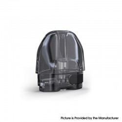 Authentic Joyetech EVIO SOLO Empty Pod Cartridge - Black, 4.8ml (1 PC)