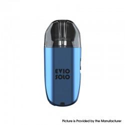 Authentic Joyetech EVIO SOLO Pod System Vape Kit - Blue, 1000mAh, 4.8ml, 08ohm / 1.20hm
