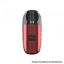 Authentic Joyetech EVIO SOLO Pod System Vape Kit - Red, 1000mAh, 4.8ml, 08ohm / 1.20hm