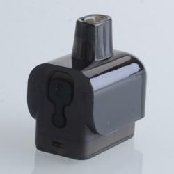Authentic Ultroner Kamo Pod System Replacement Pod Cartridge - Black, PCTG, 4.0ml (1 PC)