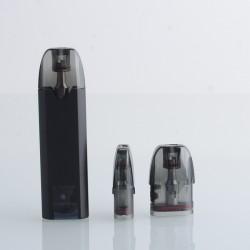Authentic Uwell Tripod Pod System with 1000mAh Charging Case - Black, 370mAh, 2.0ml, 1.2ohm