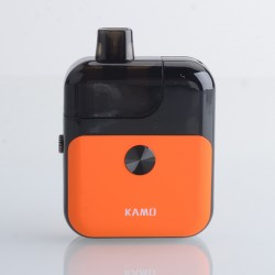 Authentic Ultroner Kamo Pod System Vape Starter Kit - Orange, 1400mAh, 4.0ml, 0.6ohm / 1.0ohm