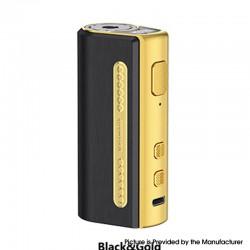 Authentic Vapefly Kriemhild 80W VW Vape Box Mod - Black + Gold, 5~80W, 1 x 18650 / 20700 / 21700