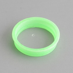 MK MODS Style Glow in the Dark Button Ring for DotMod Dotaio Pod System - Green (1 PC)