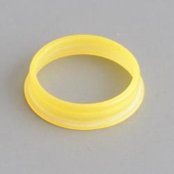 MK MODS Style Glow in the Dark Button Ring for DotMod Dotaio Pod System - Orange (1 PC)