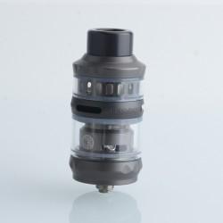 Authentic GeekVape Poseiton P Sub Ohm Tank Vape Atomizer - Gunmetal, 5.0ml, 0.2ohm / 0.4ohm, 26mm Diameter