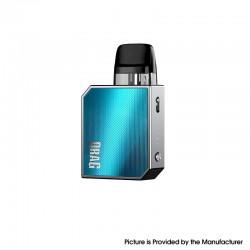 Authentic Voopoo Drag Nano 2 Pod System Vape Stater Kit - Powder Blue, 800mAh, 2ml, 0.8ohm / 1.2ohm