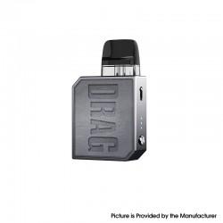 Authentic Voopoo Drag Nano 2 Pod System Vape Stater Kit - Gull Grey, 800mAh, 2ml, 0.8ohm / 1.2ohm