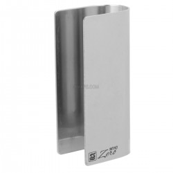 SXK Replacement Battery Back Cover Sleeve for Zero Mini - Silver