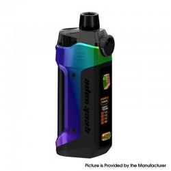 Authentic GeekVape B100 Boost Pro Max 100W Pod System Vape Mod Kit - Aura Glow, 5~100W, 1 x 21700, 6ml, 0.2ohm / 0.4ohm