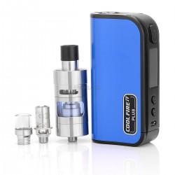 Authentic Innokin Coolfire IV Plus 70W 3300mAh VV / VW Box Mod + iSub Apex Starter Kit - Blue, 2~7.5V, 6~70W