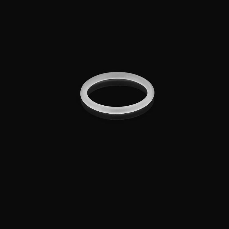 Replacement Silicone 16mm Translucent O-Ring Seals for E-Cigarette