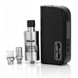 Authentic Innokin Coolfire IV Plus 70W 3300mAh VV / VW Box Mod + iSub Apex Starter Kit - Black, 2~7.5V, 6~70W
