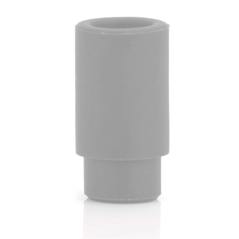 510 Drip Tip - Grey, Silicone, 20.9mm