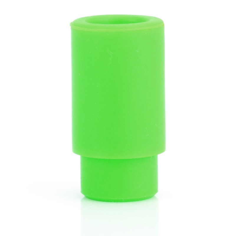 510 Drip Tip - Green, Silicone, 20.9mm