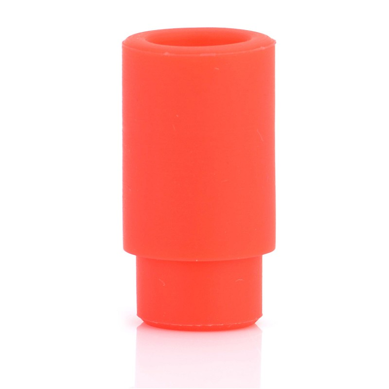 510 Drip Tip - Red, Silicone, 20.9mm
