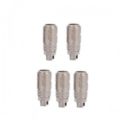 Authentic Horizon Arctic Turbo Clapton Replacement Coil Heads - Silver, 1.5 ohm (45~135W) (5 PCS)