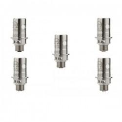 Authentic Innokin iTaste iSub Clapton BVC Coil Head - Silver, 0.5 ohm (5 PCS)