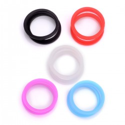 Authentic KangerTech Seal Ring Set for Subtank Nano - Multicolored, Silicon (5 PCS)