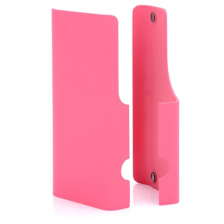 Authentic Praxis Decimus 150W Box Mod Replacement Battery Door - Pink