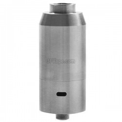Big Dripper Style RDA Rebuildable Dripping Atomizer - Stainless Steel,