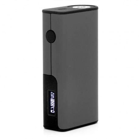 Authentic Praxis Decimus 150W TC Temperature Control VV / VW Box Mod - Midnight Black, 2 x 18650, 3~8V, 1~150W, V1.2 Version