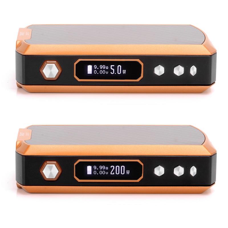 Authentic Vaporesso Tarot 200w Tc Orange Vw Variable