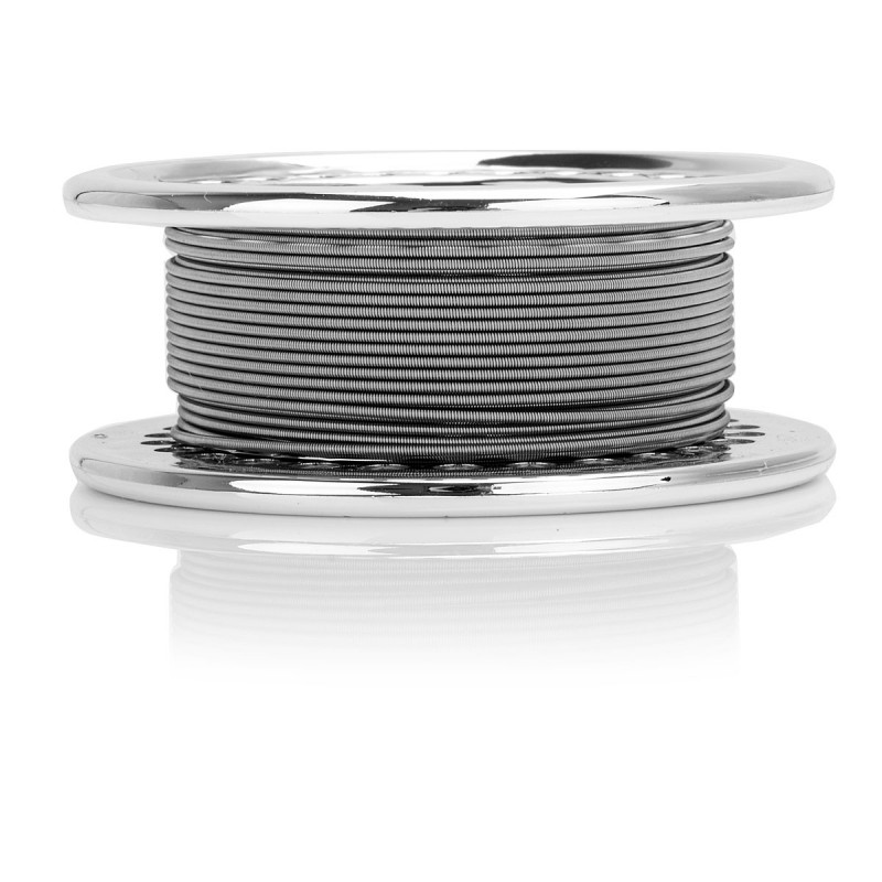 FeCrAl Clapton Heating Wire 24/32 AWG (15 feet) for RBA Atomizer