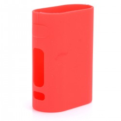 Authentic Vapesoon Protective Silicone Sleeve Case for Eleaf iStick Pico 75W Mod - Red