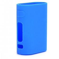 Authentic Vapesoon Protective Silicone Sleeve Case for Eleaf iStick Pico 75W Mod - Blue