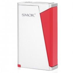 Authentic SMOKTech SMOK H-Priv TC Temperature Control VW Variable Wattage Box Mod - Silver, Zinc Alloy, 6~220W, 2 x 18650
