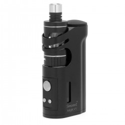 Authentic Smoant Knight V1 TC VV / VW Variable Voltage / Variable Wattage Starter Kit - Black, 1~60W, 1 x 18650