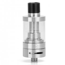 Authentic Innokin iSub V Sub Ohm Tank Clearomizer - Silver, Stainless Steel, 3ml, 0.5 Ohm