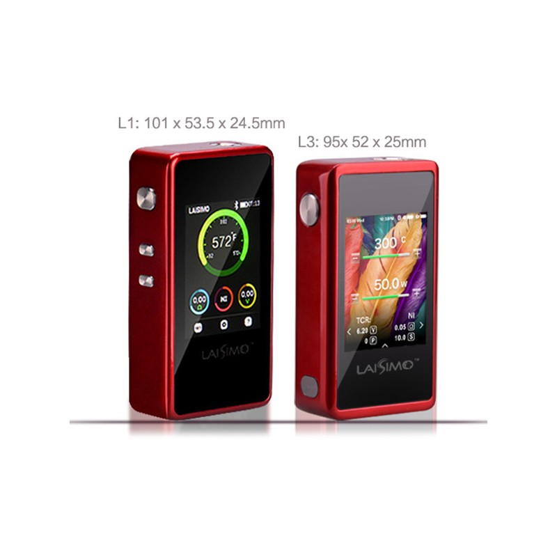 Tesla Touch 150W TC Software Download Page - Teslacigs