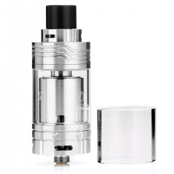 Authentic OBS Crius Plus RTA - Silver
