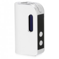 Authentic Smokjoy Air 50 1200mAh TC Temperature Control VW Variable Wattage APV Box Mod - Silver, Aluminum Alloy, 7~50W