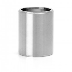 Replacement Stainless Steel Tube for Kayfun V5 RTA Rebuildable Tank Atomizer - Silver, 22mm Diameter