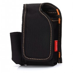 Authentic Advken Vapor Carrying Pouch Bag V2 for Electronic Cigarettes - Black, Polyester