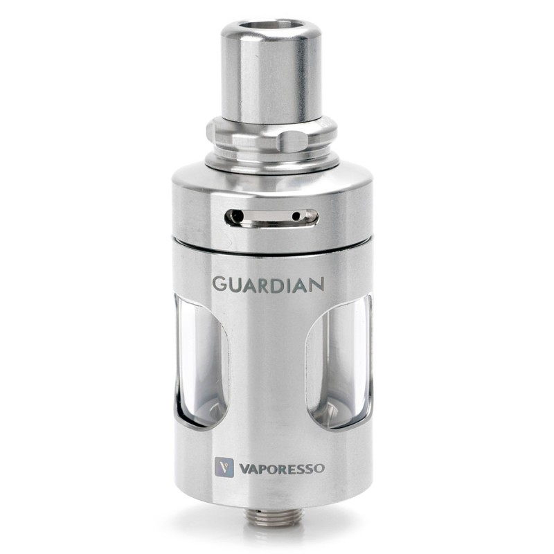 authentic vaporesso guardian ccell tank 22mm 2ml silver. Black Bedroom Furniture Sets. Home Design Ideas