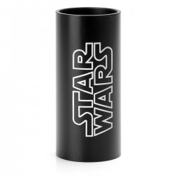 Replacement Star Wars Tube for AV Able Mechanical Mod - Black, Aluminum