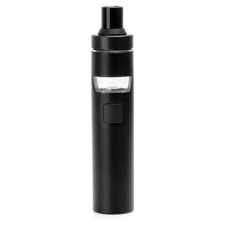 Authentic Joyetech EGo AIO D22 1500mAh Starter Kit - Black, Stainless Steel, 22mm Diameter
