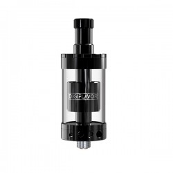 Pre-order Authentic Digiflavor Siren GTA MTL Tank Atomizer - Black, Stainless Steel, 4ml, 22mm Diameter